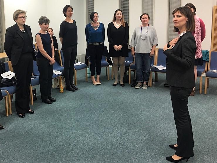 Helen Iwata Workshop Group