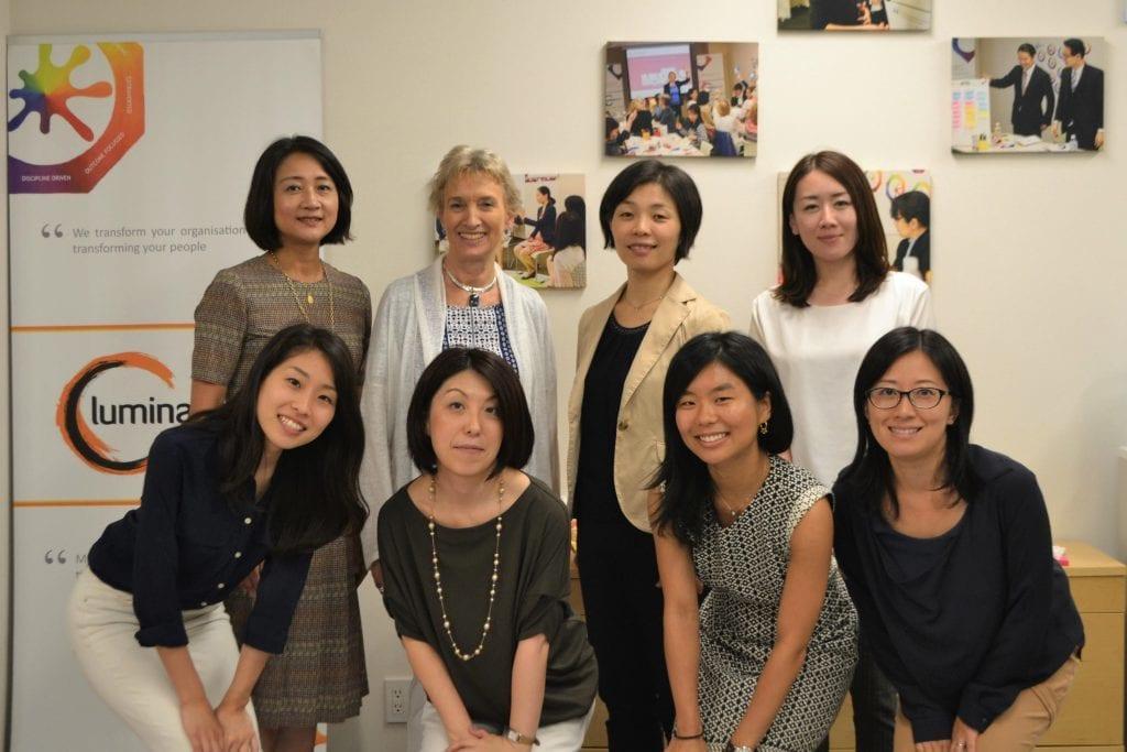 lumina learning powering up for women program