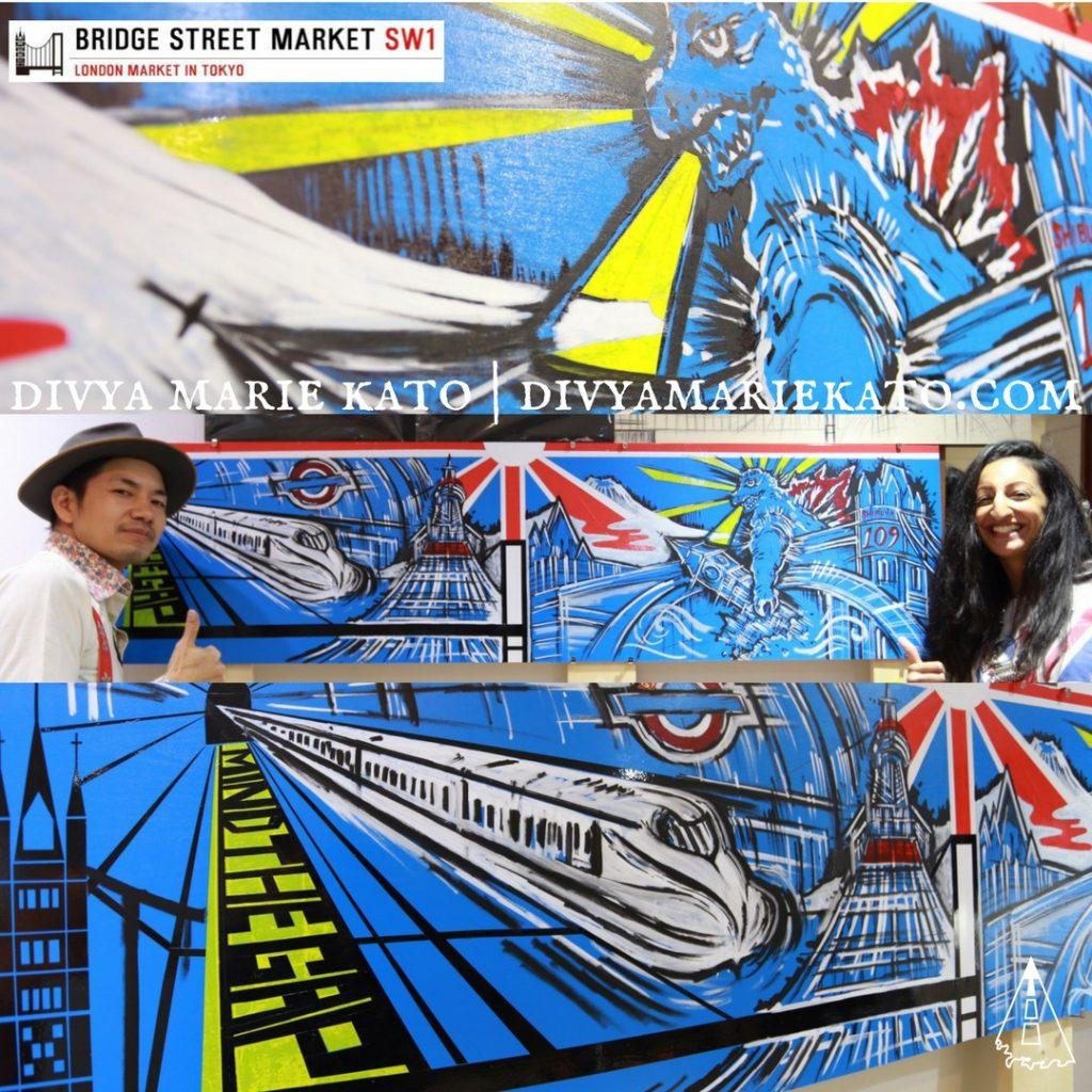 BSM Live Art With Taka 2017