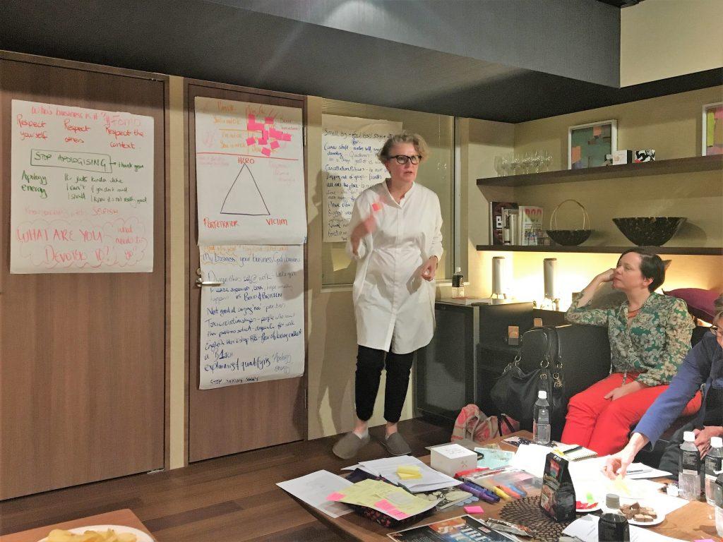 Saray Furuya Workshop Photo