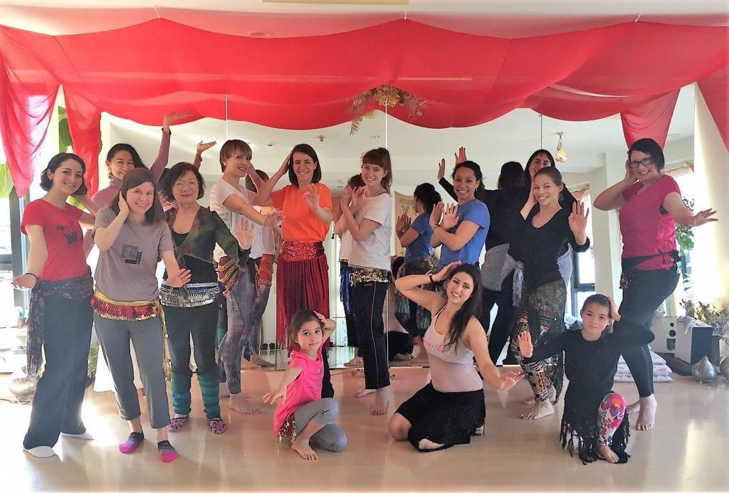 Belly-Dance-Workshop