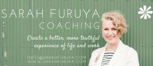 Sarah Furuya Coaching Logo