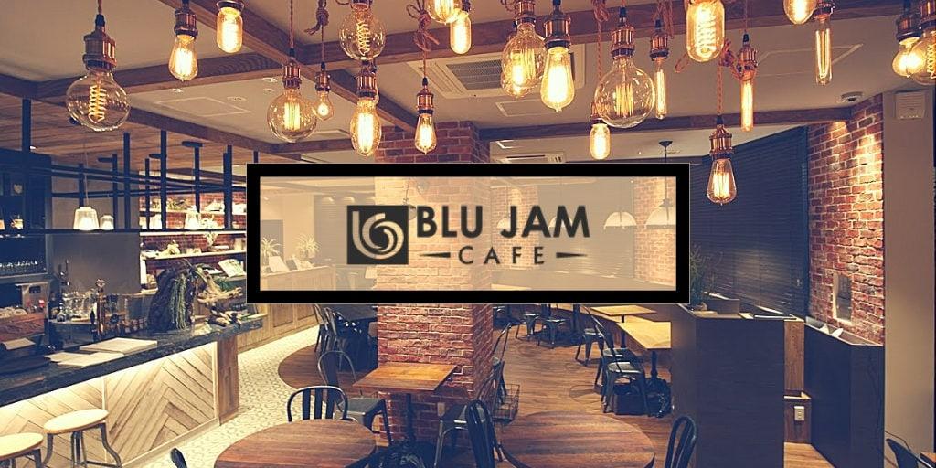 Sponsor Spotlight Blu Jam Cafe