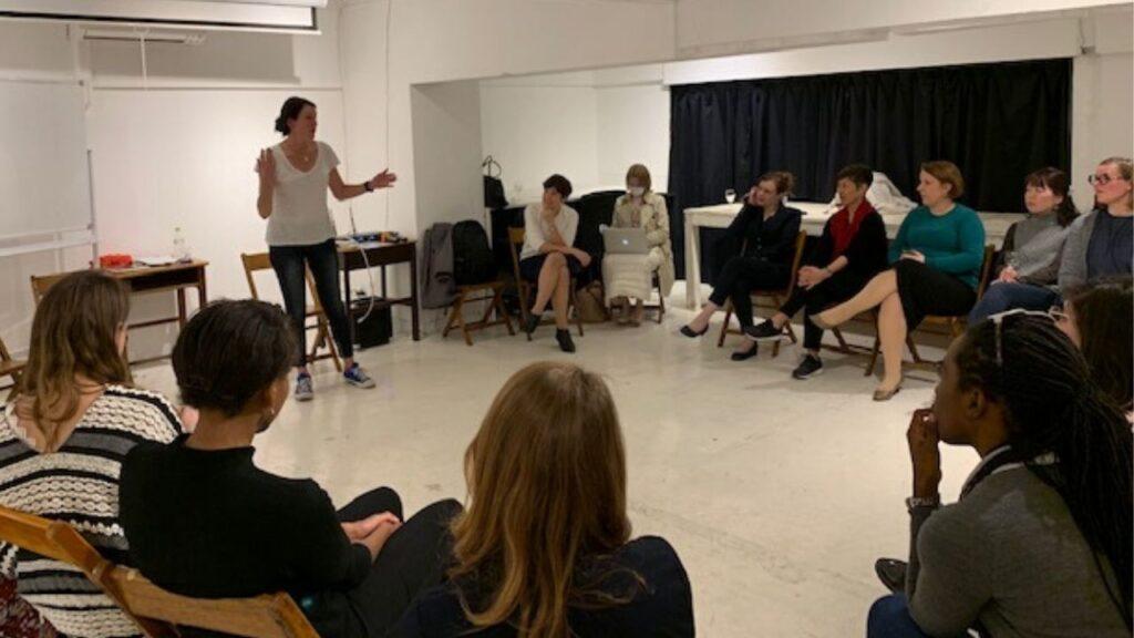 Finding Your Inner Storyteller with Christiane Brew