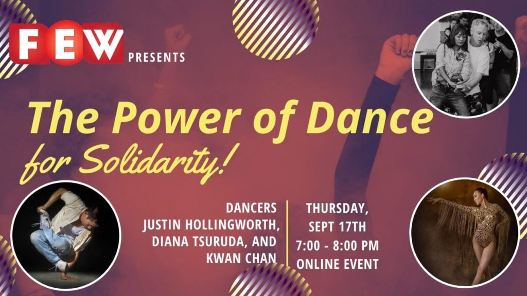 September MM 2020 The Power of Dance for Solidarity
