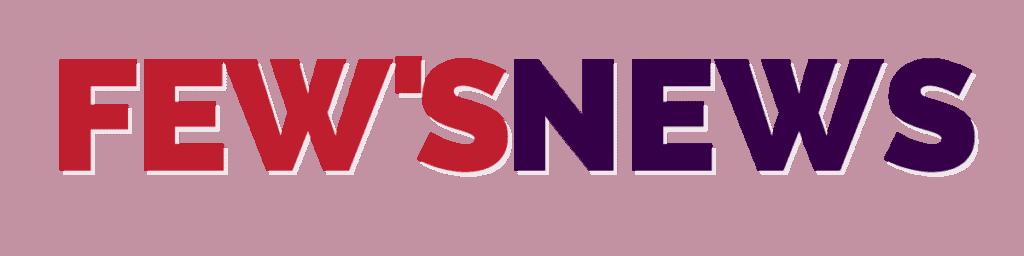 FEW's NEWS