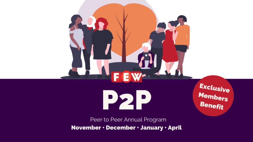 P2P program overview poster